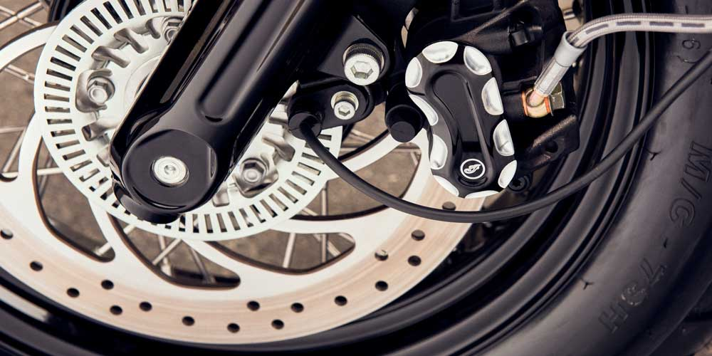 SERIOUS STOPPING POWER